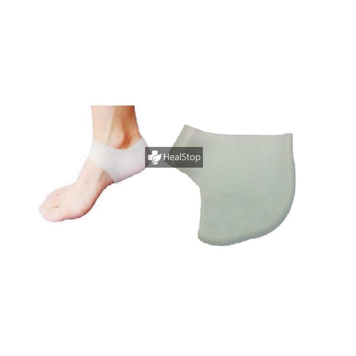Heel Cup With Strip