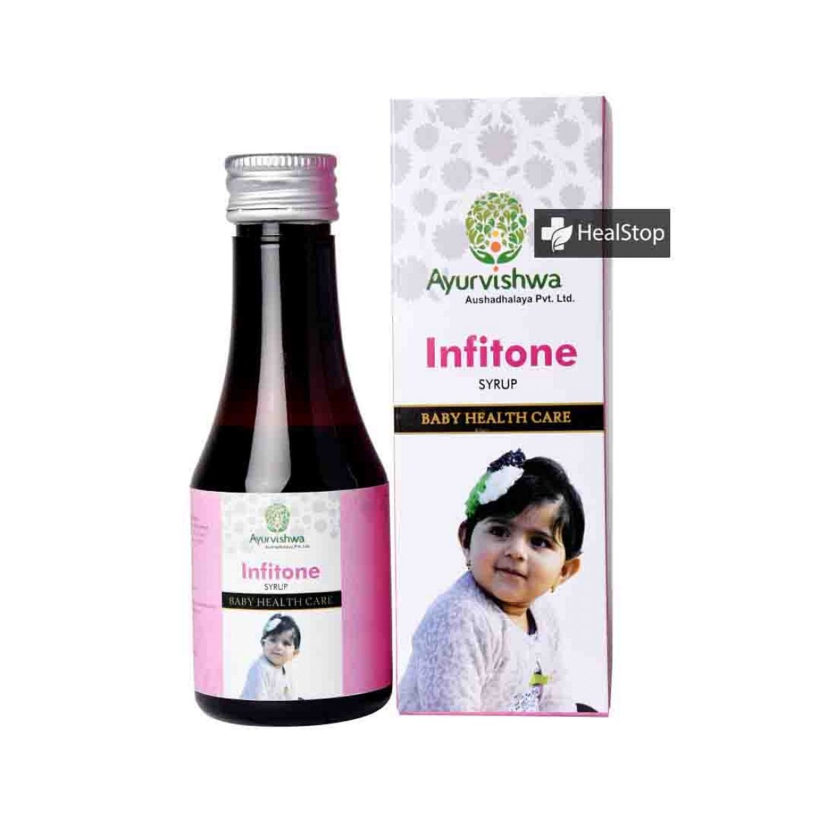 Infinitone Syrup, 100ml