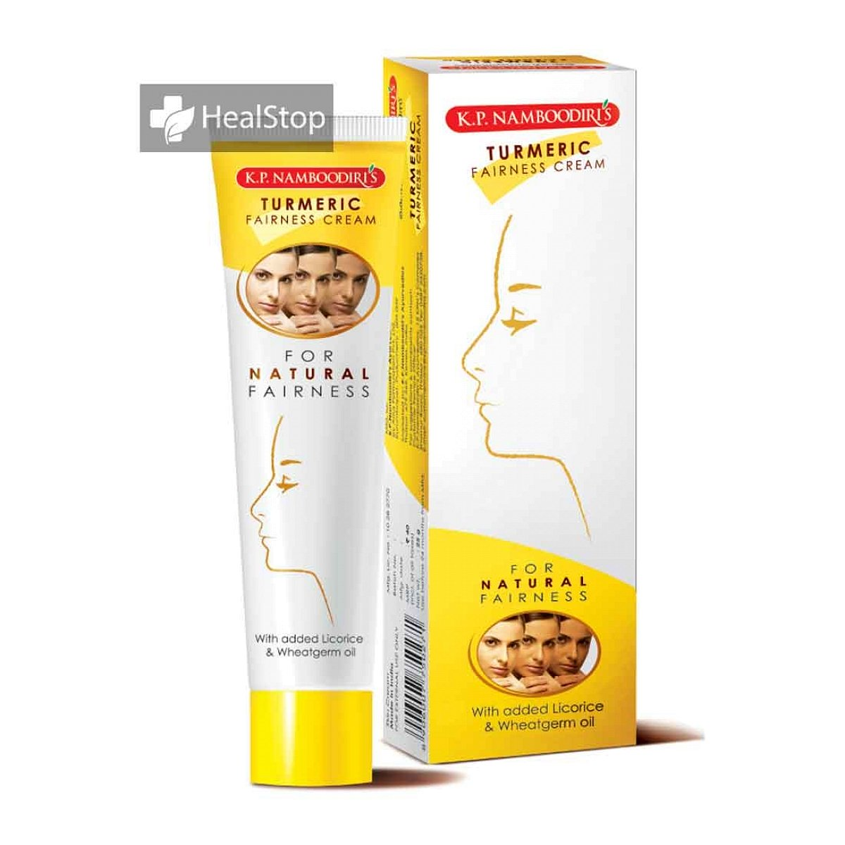Turmeric Fairness Cream- 25gm