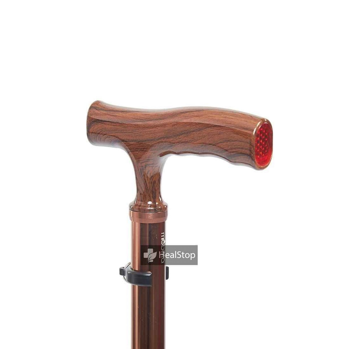 Straight Shank Handle Cane M703 (Champagne Brown)