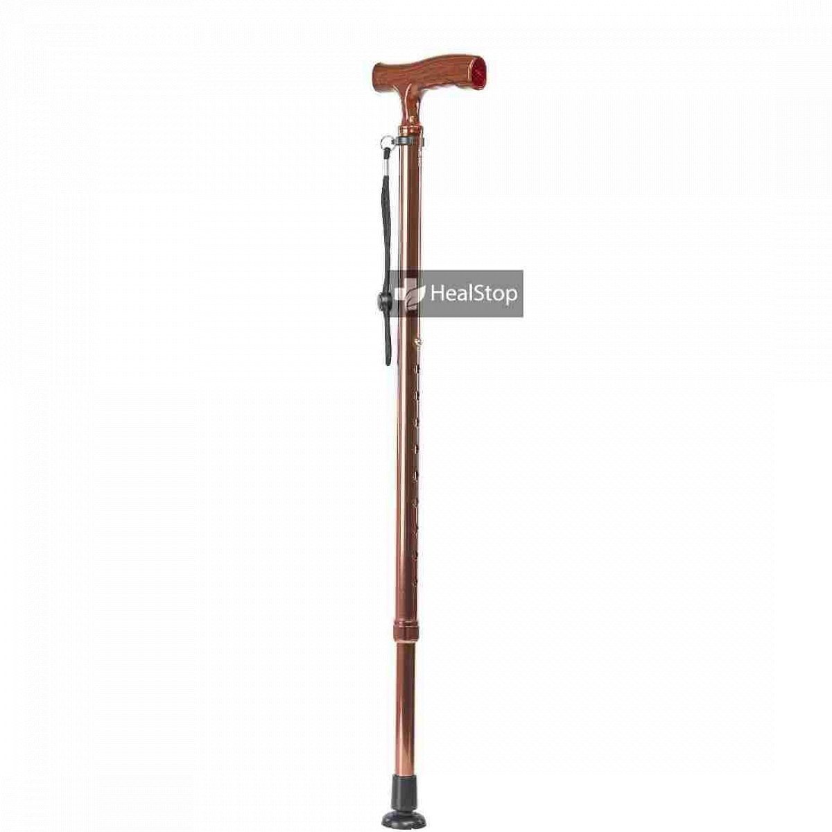 Straight Shank Handle Cane M701 (Champagne Brown)