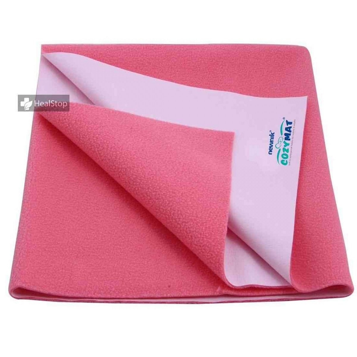 Newnik Cozymat Water Proof Reusable Mat - Salmon Rose
