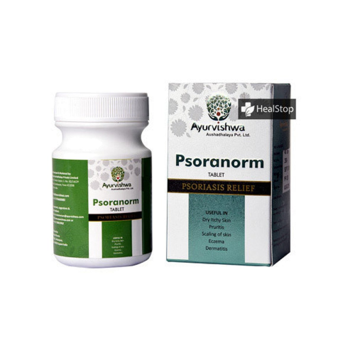 Psoranorm Tablet, 40 tabs