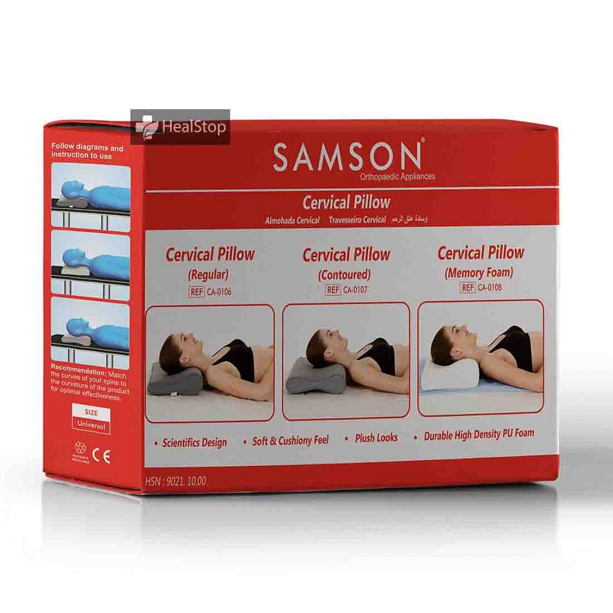 Cervical-Pillow (Regular)