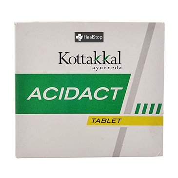 Acidact tablets, 100 nos