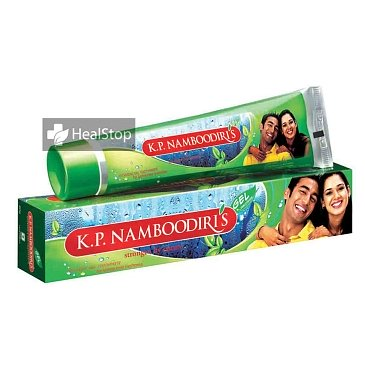 Herbal Gel Toothpaste (Pack of 2)