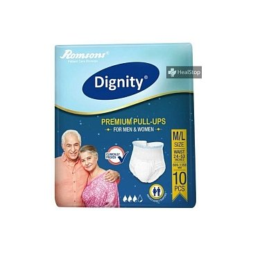 Dignity Adult Diapers Pull Up M / L