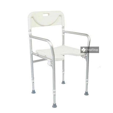 Foldable Aluminium Shower Chair