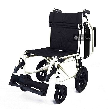 12 Inches Premium Wheelchair - M601MC - Metalic Champagne