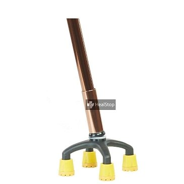 Straight Shank Handle Cane M705 (Champagne Brown)
