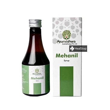 Mehanil Syrup, 200ml