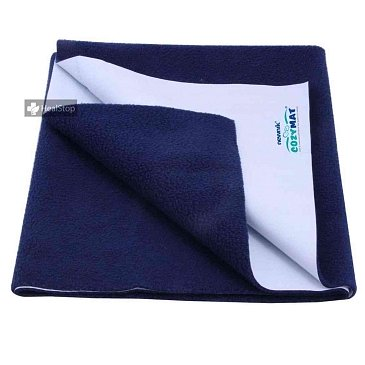 Newnik Cozymat Water Proof Reusable Mat - Navy Blue