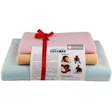 Newnik Reusable Absorbent Sheets Underpads Dry Sheet Combo