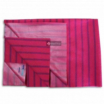 Newnik Dry Sheet Waterproof Breathable Bed Protector - Ruby