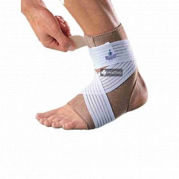 Ankle Support With Strap Large