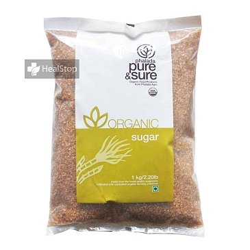 Organic Brown Sugar- 1kg