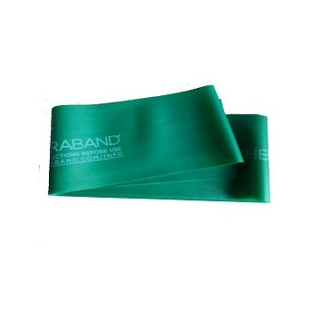 Professional Resistance Band 1.5 Meters (Green)