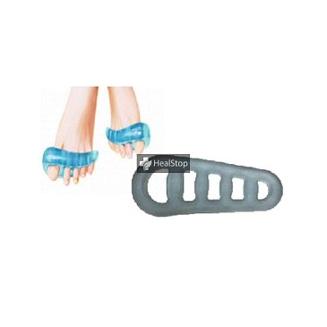 Toe Spreader For 5 Foot Fingers