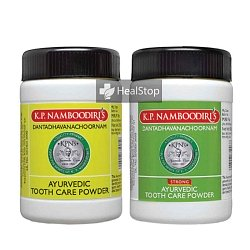 Ayurvedic Toothpowder- Strong- 80gm
