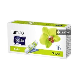 BELLA TAMPO EASY TWIST SUPER 16 PCS