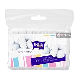 BELLA COTTON BUDS FOIL 100 PCS