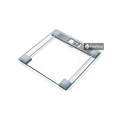 Glass Bathroom Scale Black - GS 11