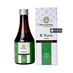 B pure Syrup, 200ml