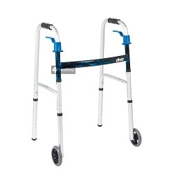 Walker Fold With Wheel 10226-4
