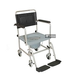 Commode Chair With Wheel TRS 130 530100000