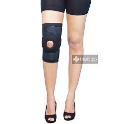 Hinged Knee Brace Neoprine