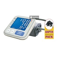 Digital Blood Pressure Monitor (with Adoptor)