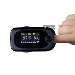 Fingertip Pulse Oximeter - Basic Model