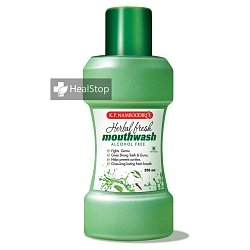 Herbal Fresh Mouth Wash- 250ml