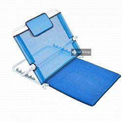 Adjustable Back Rest - Blue