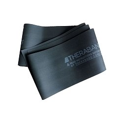 Professional Resistance Band 1.5 Meters (Black)