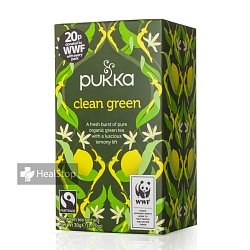 PUKKA Clean Green Tea- 20 bags