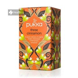 PUKKA Three Cinnamon Tea- 20 bags