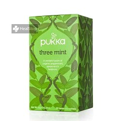 PUKKA Three Mint Tea- 20 bags