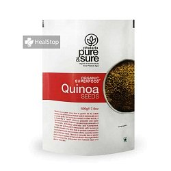 Organic Quinoa Seeds- 500gm