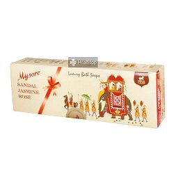 Mysore Sandal Soap 75gm (Pack of 6)