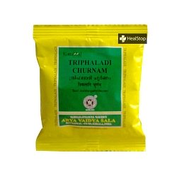 Triphaladi Churnam, 10gm, pack of 10